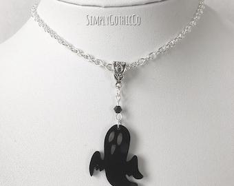 Gothic Spirit Shadow Necklace