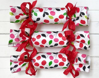 Cherries Party Cracker