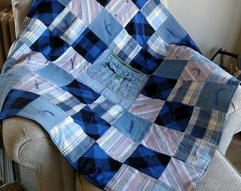 Memory Blanket Only, No Bear
