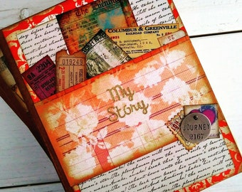 My Story Journal with Unlined Pages