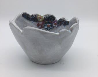 Perfect little flower bowl