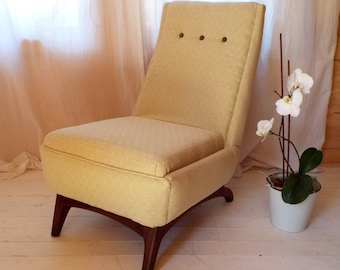 Greaves & Thomas 1960s Lounge Chair, Fully Reupholstered, 2 available