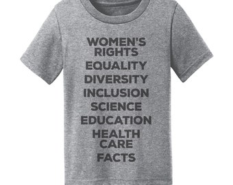 Kids Shirt Womens March Shirt Womens March Womens Rights Shirt Womens Rights Are Human Rights Nasty Woman Shirt Nasty Woman T Shirt Women