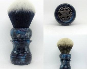 Laomedeia - 24mm Two Band Badger, 24mm or 26mm Tuxedo, 24mm Cashmere, 24mm BOSS, or 24/26mm handle only shaving brush (27mm socket)