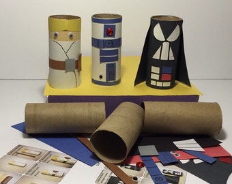 Star Wars Craft Kit Kid's Craft Paper Craft Kit