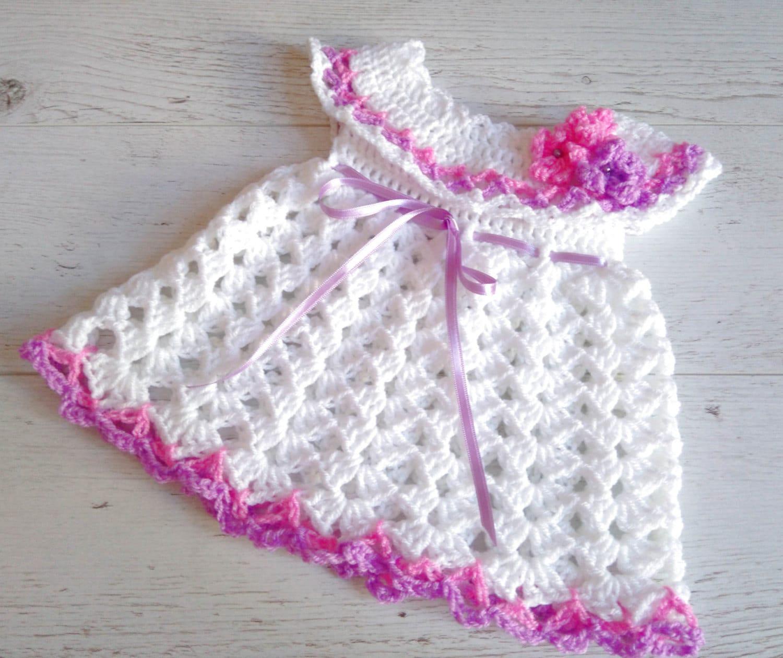 Crochet Pattern Dress Pattern baby dress crochet Pattern Crochet ...
