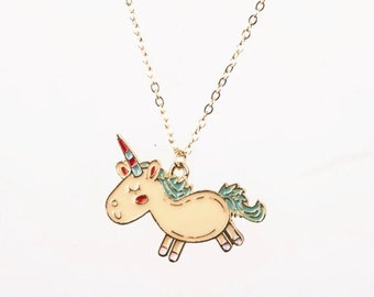 Unicorn Necklace Great Party Favor!