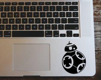 Star Wars BB8 vinyl decal sticker