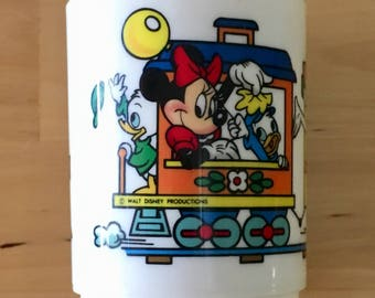 Vintage Disney Superseal juice cup