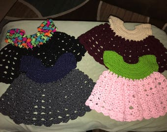 6-12 month baby dresses