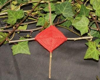 Dorset Rowan Wood Charm for Protection - English Folk Magic - Pagan, Wicca, WitchCraft, Magic