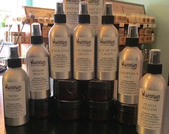 Body, Linen & Room Fragrance Spray