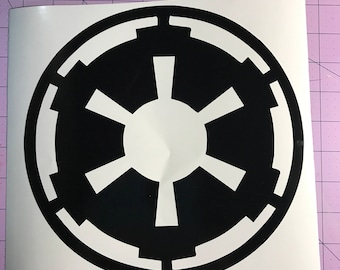 Imperial Vinyl Decal Sticker