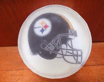 Pittsburg Steelers 3 oz Glycerin Soap
