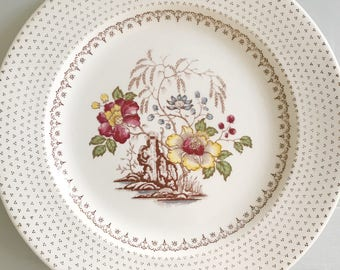 Chippendale Dinner Plates by Royal China
