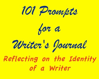 Writing Journal, Printable Journal Pages with Creative Writing Prompts