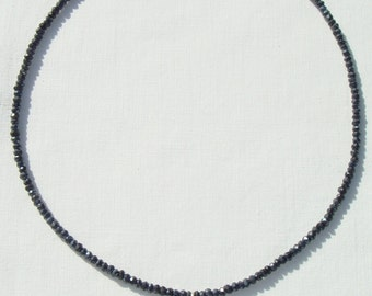 St francis pendant etsy st francis necklace mystic black spinel necklace james avery cape saint francis of aloadofball Choice Image