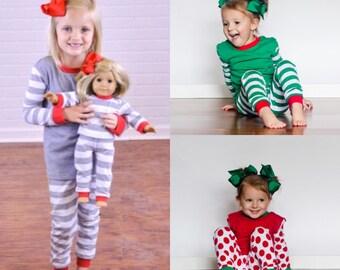 Christmas Pajamas. Christmas Pajama, Christmas PJ, Christmas PJs, Xmas, Christmas Family PJS pajamas. PREORDER