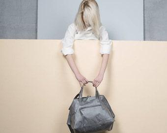 Vegan Shoulder Bag, Vegan Bag, Vegan Tote Bags, Tote Bags, Tyvek Tote Bag, Vegan Gift, Vegan Bags, gift for her, Carry on bag, shoulder bag