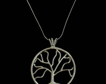 Life Tree Necklace in silver 925