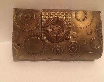 Edible Chocolate Mini Purse (Circlet Design) /Purse Gift/Clutch Bags/Handbag/Women Edible Gift/Female/Girls/Woman/Mum/Sister/Friend/Wife