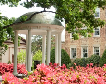 UNC Chapel Hill Old Well