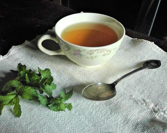 Loose Organic Mint Tea