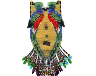 Quetzal Necklace