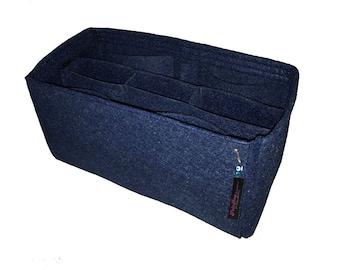 CHANEL Deauville Canvas (M) bag organizer, felt bag organizer, quality