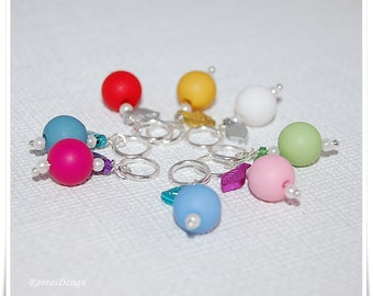 Stitch Markers Knitting Ring Stitchmarker for knit