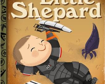 The Good Little Shepard - 8x10 PRINT