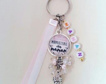 Cute Keychain the wonderful moms