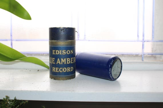 Antique Edison Cylinder Record 2859 You'll Always Be The Same Sweet Girl