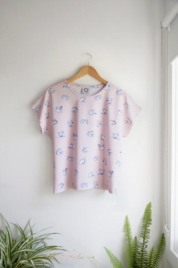 Field Mouse Tee