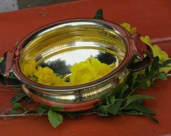 Brass Uruli, Brass Urli for home decor,