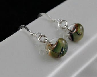 Watercolor Earrings (E869)