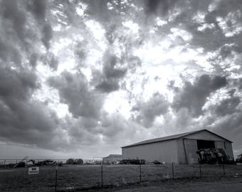 A working Texas Cattle Ranch