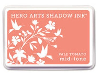 Hero Arts Pale Tomato Shadow Mid-Tone Ink AF233