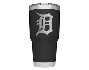 Detroit Tigers D YETI Cup Detroit Tigers D Cup Detroit Tigers D Party Detroit Tigers D Gift Detroit Tigers D Birthday