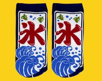FREE SHIPPING Ice Japanese socks for women funny socks
