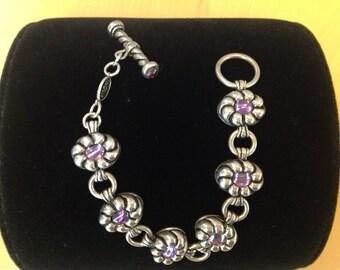 Vachi Sterling Silver Bracelet