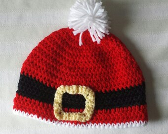 Ready to ship! Child Sized Santa Hat