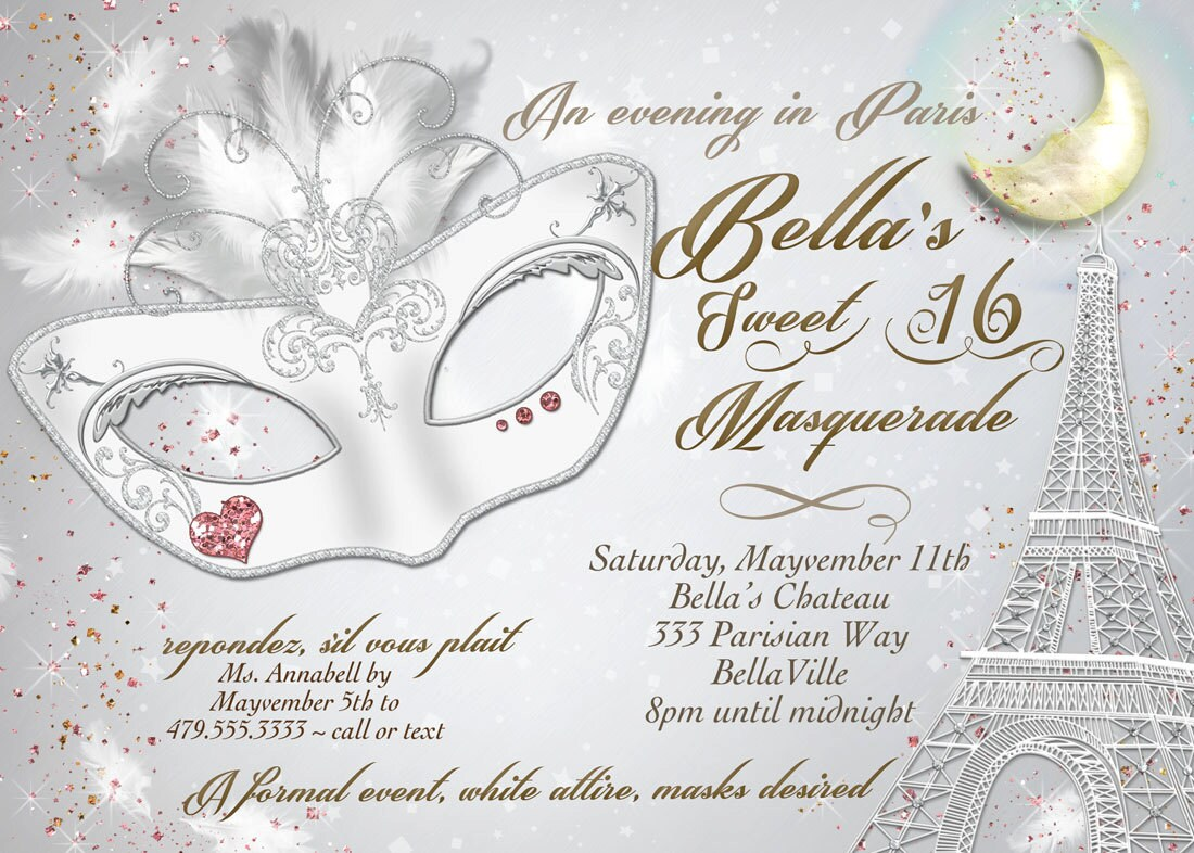 Invitation To Masquerade Party With wish you happy holidays quotes ...