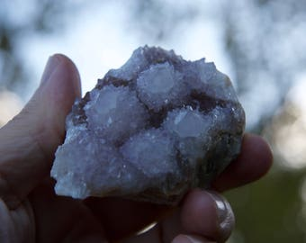 Magical Spirit Fairy Quartz Forest, very interesting formations!