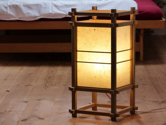 of taeho kwon lamp fine class woodworking shoji with school