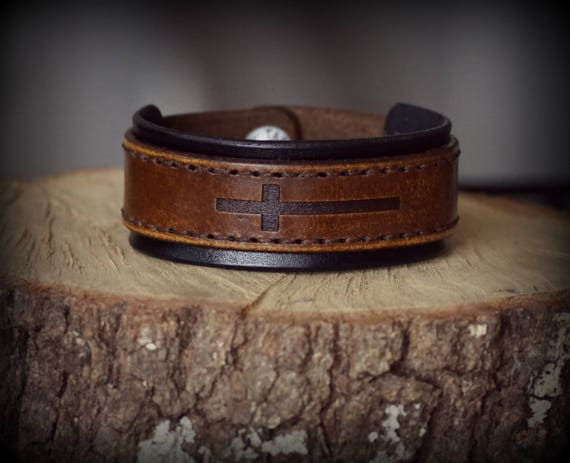 Genuine leather bracelet, Men's leather bracelet, Women's leather bracelet, Personalized leather bracelet