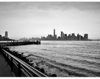 Poster-Skyline of New York City