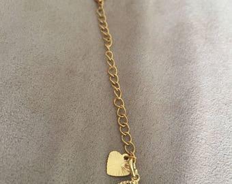 Gold Leaf Chain