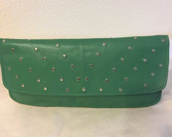 JADE/Clutch Handbag
