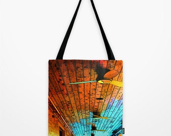 Tote Bag I'm A Huge Fan Texas Art Bag